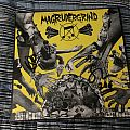 Magrudergrind - S/T Vinyl Mint Green - Signed by R.J. and Avi