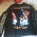 Stratovarius - Destiny World Tour Long Sleeve (98-99)