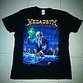 Megadeth - Rust in Peace 20th anniversary Tshirt