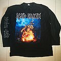 Iced Earth Alive in Athens - Longsleeve