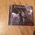 Megadeth Dystopia CD Tape / Vinyl / CD / Recording etc