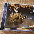 Megadeth So Far So Good... So what! CD Tape / Vinyl / CD / Recording etc