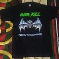 Overkill US Tour 91-92 Original T-shirt