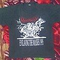 Monstrosity Enslaving The Masses Tour 1995 Original