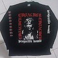 "Embalmer ""Projectile Vomit"" Relapse Rec 1995 original 1st print TShirt or Longsleeve"