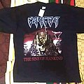 Cancer Sin Of Mankind Tour 1993 Original TShirt or Longsleeve
