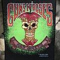 Guns N' Roses - Bad Apples (Backpatch)