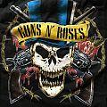 Guns N´ Roses Get In The Ring Tour 1991 Shirt Original XL