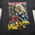 Iron Maiden - The Number Of The Beast - Legacy Of The Beast Tour 2019 Official Shirt