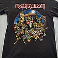 Iron Maiden - Legacy Of The Beast Tour 2019 - Mexico Dates Official Shirt