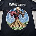 Iron Maiden - The Book Of Souls Tour 2016 - Mexico Dates Official Shirt