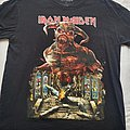 Iron Maiden - Legacy Of The Beast Tour 2019 Official Shirt