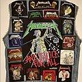 Metallica - Battle Jacket - Metallica Tribute Jacket