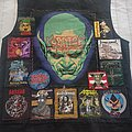 Kreator - Battle Jacket - Battle Jacket In Progress (First Update)