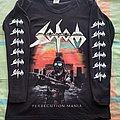 Sodom - Persecution Mania Official Longsleeve Shirt