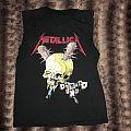 1987 Damage Inc Tour shirt