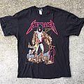 1994 Metallica Pushead Unforgiven shirt