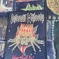 Infernal Majesty  - Shall Not Defy Woven Patch