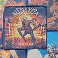 Dust Bolt - Awaken The Riot woven patch