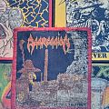 Aggression - The Full Treatment woven patch