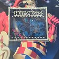 Holy Moses  - Finished With The Dog's woven patch bootleg