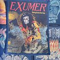 Vintage EXUMER - Rising from the sea Patch