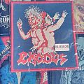Bootleg Exodus - Bonded by Blood woven patch