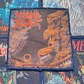 Morbid Angel - Gateways To Annihilation woven patch
