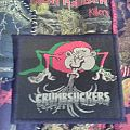Vintage Cumbsuckers  woven patch