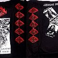 Mortuary  - Blackened Images Rare t-shirt Longsleeve