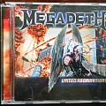 Megadeth-United Abominations CD