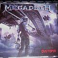 Megadeth-Dystopia CD Tape / Vinyl / CD / Recording etc