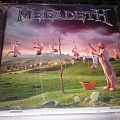 Megadeth-Youthanasia CD