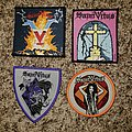 Saint Vitus Patches
