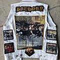 Bathory - Battle Jacket - Fire and Thunder [Back Only]