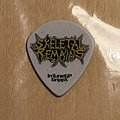 Skeletal Remains guitar pick Other Collectable