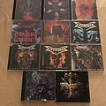 Dismember collection  Tape / Vinyl / CD / Recording etc