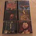 Sepultura collection  Tape / Vinyl / CD / Recording etc
