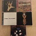 System Of A Down collection  Tape / Vinyl / CD / Recording etc