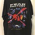 Fear Factory - European Tour 1993 TShirt or Longsleeve