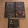 Entombed collection  Tape / Vinyl / CD / Recording etc