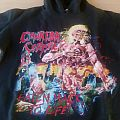Cannibal corpse Eaten back to life Hooded Hooded Top