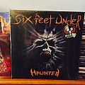 Six Feet Under- Haunted 2016 Limited Edition Vinyl Release
