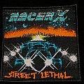 Racer X woven patch