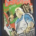 Destruction - Patch - Destruction Mad Butcher backpatch