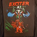 Exciter - Patch - Exciter Long Live the Loud backpatch