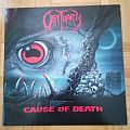 "Obituary - ""Cause of Death"" LP"