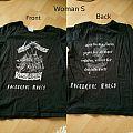Darkened Nocturn Slaughtercult Shirt Girlie S