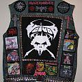 Slayer - Battle Jacket - Battle Jacket Voïvod / Death / Iron Maiden / KISS / Slayer / Opeth etc...