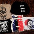 Full Of Hell merch collection so far